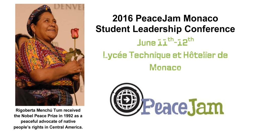 Theatre for Social Justice con PeaceJam a Montecarlo