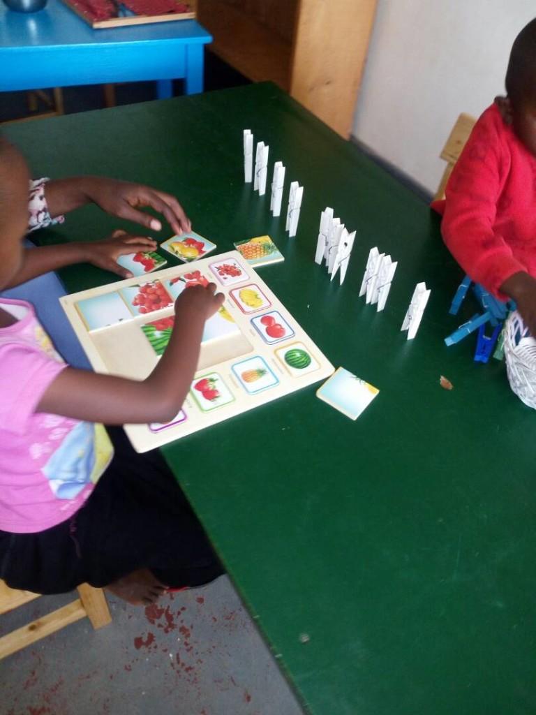 Montessori in Rwanda